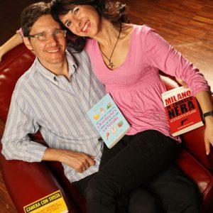 Lucia Tilde Ingrosso e Giuliano Pavone