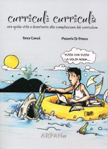 Curriculi curricula - copertina del libro