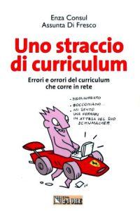 uno straccio di curriculum, copertina del libro di Lucia Tilde Ingrosso