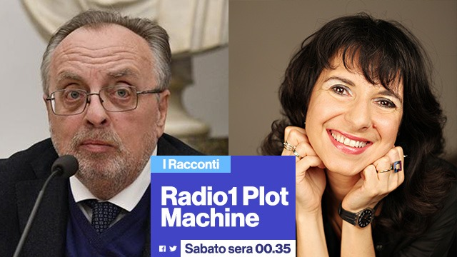 Radio 1 Plot Machine biblioteche