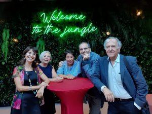 Lugano, gruppo